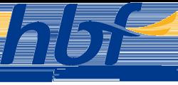 logo hbf color